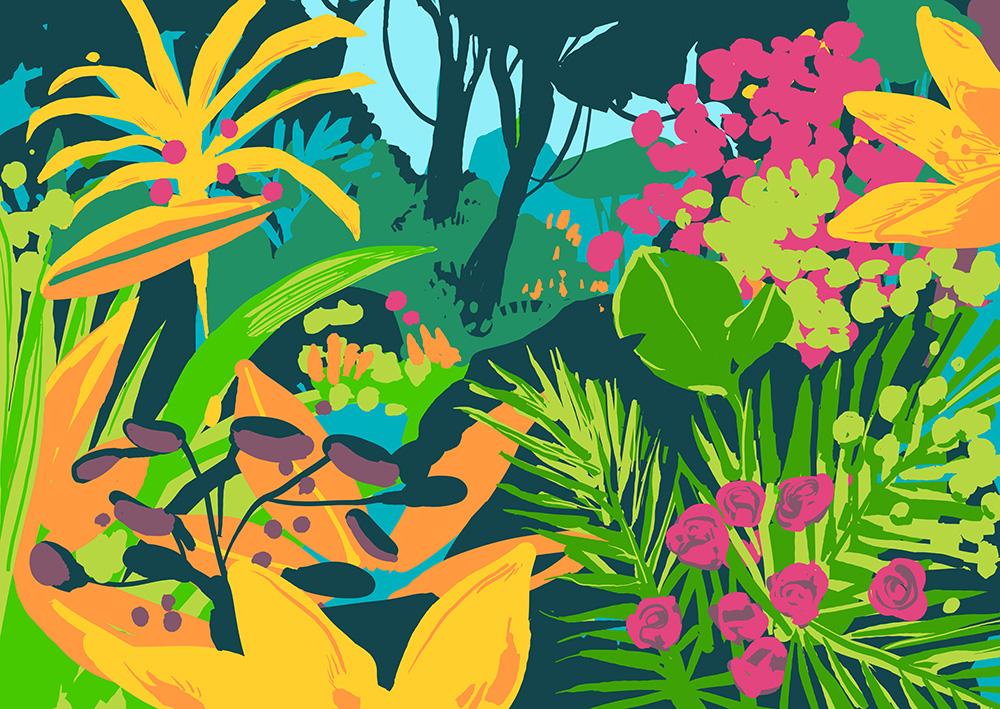 Illustration pour Nature et Découvertes